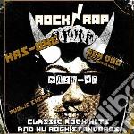 Rock vs rap cd musicale di Artisti Vari