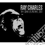 The genius anthology cd musicale di Ray Charles