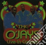 Live in concert cd musicale di Jays O