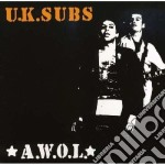 A.w.o.l. cd musicale di Subs Uk