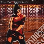 At war with society cd musicale di Artisti Vari