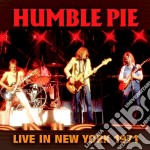 Live in new york 1971 cd musicale di Pie Humble