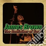 Godfather of soul cd musicale di James Brown