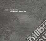 Two espressos in separate cups cd musicale di Israel Martinez