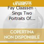 Two portraits of chet baker cd musicale di Claassen Fay