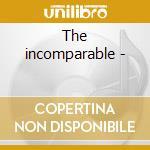 The incomparable - cd musicale di Blind john davis