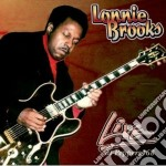 Live at peppers 1968 - brooks lonnie cd musicale di Lonnie Brooks