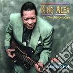 King Alex & The Untouchables - Hot As A Coffee Pot cd musicale di King alex & the untouchables
