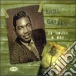 24 hours a day - cd musicale di Earl Gaines