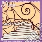 Bossini Jean-michel - Messe D'après Guillaume De Machaut /ensemble 2746 Ap. Rome cd musicale