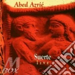 Suerte, x 2 voci e 3 ensembles cd musicale