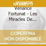 Les miracles de saint nicolas cd musicale di Fortunat Venance