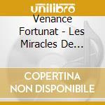 Les miracles de saint nicolas cd musicale di Fortunat Venance
