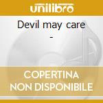 Devil may care - cd musicale di Bob Dorough