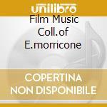 FILM MUSIC COLL.OF E.MORRICONE cd musicale di Richard Clayderman