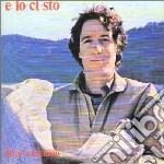E IO CI STO cd musicale di Rino Gaetano