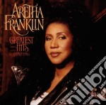 GREATEST HITS 1980 - 1994 cd musicale di Aretha Franklin