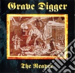 The reaper cd musicale di Digger Grave