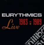 EURYTHMICS LIVE 1983-1989 cd musicale di EURYTHMICS