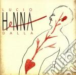 HENNA cd musicale di Lucio Dalla