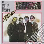 LA FACCIA DELLE DONNE cd musicale di STADIO