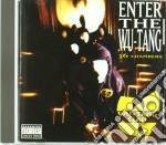 ENTER THE WU-TANG(36 CHAMBERS) cd musicale di Clan Wu-tang