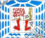 FORZA VENITE GENTE cd musicale di Musical