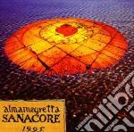 SANACORE cd musicale di Megretta Alma