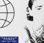 MONDO cd musicale di Luca Carboni
