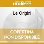 LE ORIGINI cd musicale di Franco Battiato