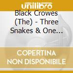 THREE SNAKES AND ONE CHARM cd musicale di Crowes Black