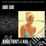 Where there's a man - lane abbe cd musicale di Abbe lane & sid ramin orchestr
