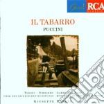 Puccini - Il Tabarro - Giuseppe Patane' cd musicale di Giuseppe Patane'