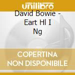 EARTHLING cd musicale di David Bowie