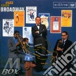 Jazz goes to broadway - cd musicale di Elliott lawrence orchestra