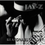 Jay-Z - Reasonable Doubt cd musicale di JAY-Z