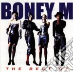 Boney M - The Best Of cd musicale di M Boney