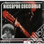AMARE CON RABBIA cd musicale di COCCIANTE RICCARDO