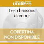Les chansons d'amour cd musicale di Francoise Hardy
