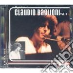IL POSTER DI V.4 cd musicale di BAGLIONI CLAUDIO