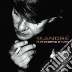 MI INNAMORAVO DI TUTTO cd musicale di Fabrizio De Andrè