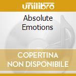 ABSOLUTE EMOTIONS cd musicale di ARTISTI VARI