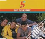 GOT THE FEELIN' cd musicale di Five