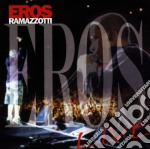 EROS LIVE cd musicale di Eros Ramazzotti