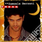 FREAK cd musicale di Samuele Bersani