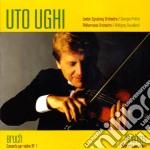 Brahms-bruch-conc.violino cd musicale di Uto Ughi