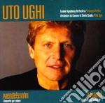 Mendelssohn-paganini: concerti per violi cd musicale di Uto Ughi