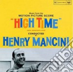 High time (ost) - mancini henry o.s.t. cd musicale di Henry Mancini