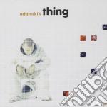 Adamski - Adamski's Thing cd musicale di Thing Adamski's
