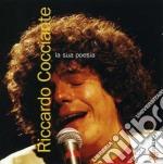 LA SUA POESIA cd musicale di COCCIANTE RICCARDO